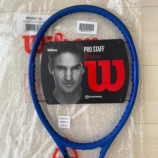 ウィルソン(wilson)の【いつき様専用】ウィルソンテニスラケット プロスタッフ97CVレイバーカップG2(ラケット)