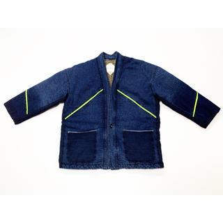 ヴィスヴィム(VISVIM)の20AW インディゴバックツイル着物ジャケット(ブルゾン)