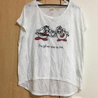 トイストーリー(トイ・ストーリー)のTシャツ シースルー TOY STORY Mr. ポテトヘッド(Tシャツ(半袖/袖なし))