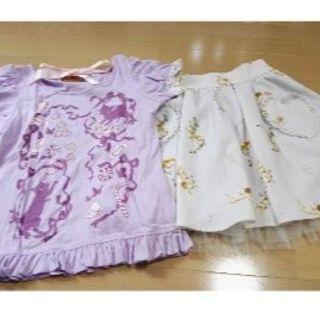 アンクルージュ(Ank Rouge)のプトマヨ×アンクルージュ ネコ天使セット(Tシャツ(半袖/袖なし))