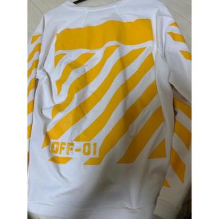 モンクレール(MONCLER)のモンクレール×オフホワイトコラボ ロングtシャツ(Tシャツ/カットソー(七分/長袖))