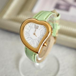 サンローラン(Saint Laurent)の希少❣️イヴサンローラン ハート型時計 クォーツ✨グッチ エルメス ティファニー(腕時計)