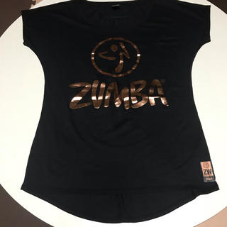 ズンバ(Zumba)の ZUMBA®︎ウェア トップス ブラック レディス Sサイズ(ダンス/バレエ)