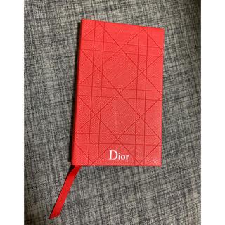 ディオール(Dior)のDior ノベルティ ノート(ノート/メモ帳/ふせん)