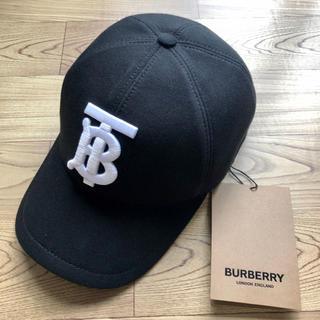 BURBERRY - 新品 バーバリー モノグラム ベースボール キャップ 新作