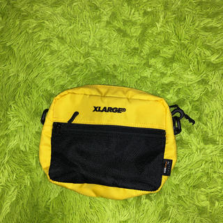エクストララージ(XLARGE)のXLARGE/エクストララージ EMBROIDERY SHOULDER BAG(ショルダーバッグ)