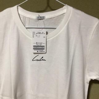 エディットフォールル(EDIT.FOR LULU)のロゴTシャツ(Tシャツ(半袖/袖なし))