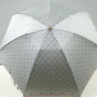 セリーヌ(celine)のCELINE(セリーヌ) 折りたたみ傘 マカダム柄(傘)