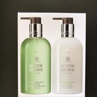 MOLTON BROWN - MOLTON BROWN リリーオブ ザ バリーハンドコレクション