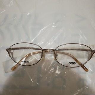 フェンディ(FENDI)の半額以下 FENDI フェンディ メガネ 新品未使用 (サングラス/メガネ)