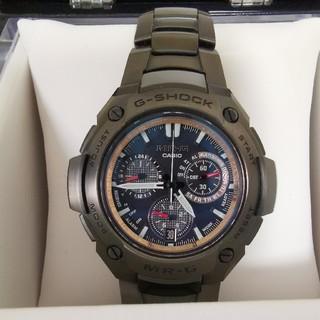 ジーショック(G-SHOCK)のG-SHOCK CASIO 腕時計 MRG-8000RG バーゼルモデル(腕時計(デジタル))