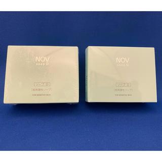 ノブ(NOV)のNOEVIA ノブソープD  低刺激性ソープ(ボディソープ/石鹸)
