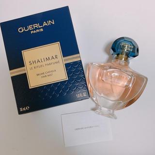 ゲラン(GUERLAIN)の【限定・新品】ゲラン シャリマー ヘアミスト 30ml(ヘアウォーター/ヘアミスト)