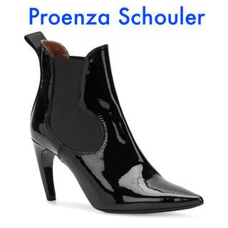プロエンザスクーラー(Proenza Schouler)のProenza Schouler パテントブーティー(ブーツ)