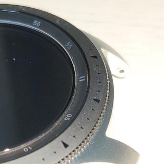 サムスン(SAMSUNG)のgalaxy watch 46mm(腕時計(デジタル))