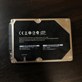 アップル(Apple)の160GB HDD Macbook(PCパーツ)