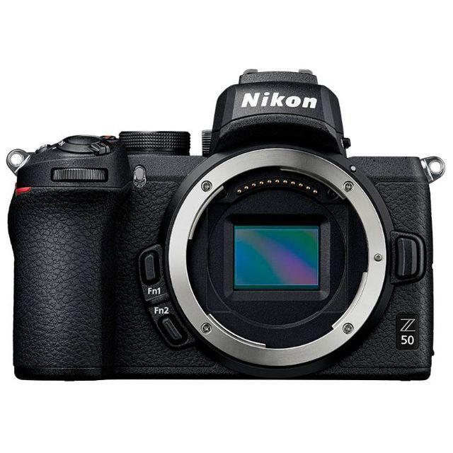 Nikon(ニコン)の新品 ニコン Nikon Z50 ボディ キタムラ購入 1年保証 スマホ/家電/カメラのカメラ(ミラーレス一眼)の商品写真