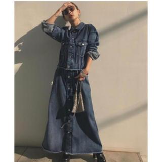 アメリヴィンテージ(Ameri VINTAGE)のamerivintage 4WAY DENIM DRESS COAT  (その他)