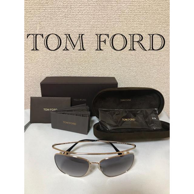 TOM FORD(トムフォード)のトムフォードサングラス レディース レディースのファッション小物(サングラス/メガネ)の商品写真