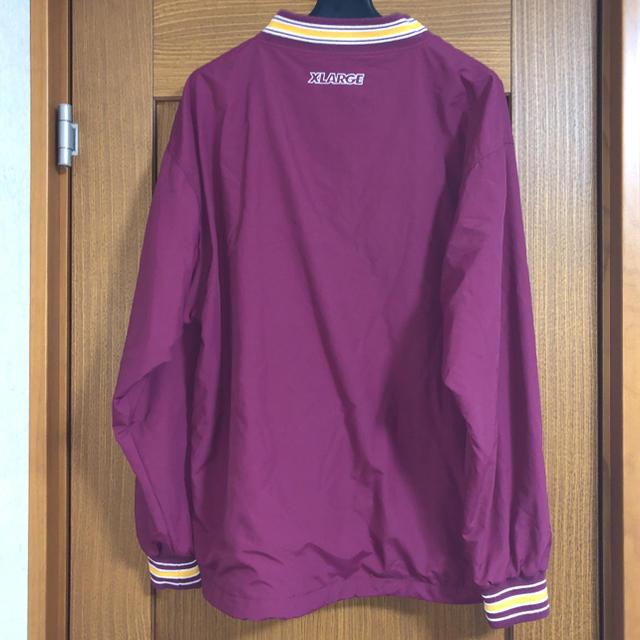 XLARGE(エクストララージ)のXLARGE エクストララージ チャンピオン ナイロンジャケット メンズのジャケット/アウター(ナイロンジャケット)の商品写真