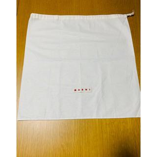 マルニ(Marni)のMARNIバック保存袋(ショップ袋)