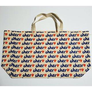 シェル(Cher)のcher/シェル トートバック ビッグサイズ(トートバッグ)
