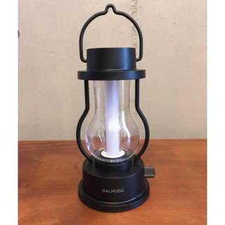 バルミューダ(BALMUDA)のBALMUDA The Lantern L02A (ブラック)(ライト/ランタン)