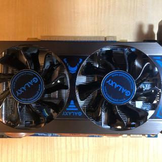 ギャラクシー(Galaxy)のGALAXY社製 NVIDIA GeForce GTX760 GPU(PCパーツ)