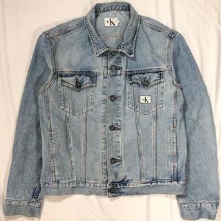 カルバンクライン(Calvin Klein)のCalvin Klein Jeans denim jacket vintage(Gジャン/デニムジャケット)