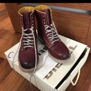 ディーゼル(DIESEL)のディーゼル 43 ブーツ(ブーツ)