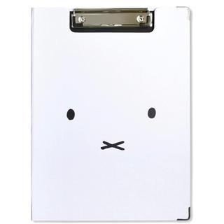 ミッフィー クリップボード ホワイト A4サイズ対応 (その他)