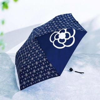 クレイサス(CLATHAS)の未開封新品 雑誌付録 クレイサス 晴雨兼用 折りたたみ傘(傘)