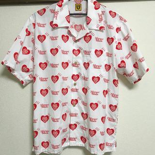 シュプリーム(Supreme)のgirls don't cry × human made aloha shirt(Tシャツ/カットソー(半袖/袖なし))