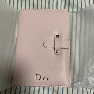 ディオール(Dior)のDior 手帳(ノート/メモ帳/ふせん)
