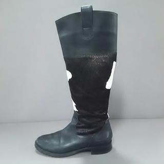 ラルフローレン(Ralph Lauren)のラルフローレン ロングブーツ 5 M美品  -(ブーツ)