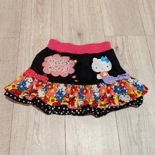 サンリオ(サンリオ)のキティ スカート 120(スカート)