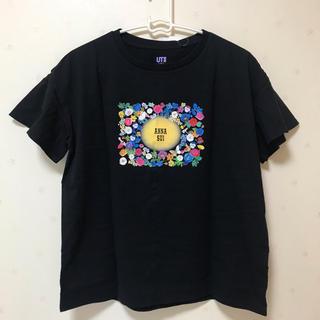 アナスイ(ANNA SUI)の激安完売新品 ANNA SUI UNIQLO コラボ Tシャツ(Tシャツ(半袖/袖なし))