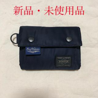 ポーター(PORTER)のBUZZ RICKSON'S×PORTER ナイロンウォレット(折り財布)