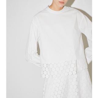 ルシェルブルー(LE CIEL BLEU)のルシェルブルー#Dot Lace Layered Tops(シャツ/ブラウス(長袖/七分))