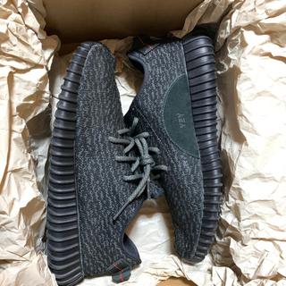 アディダス(adidas)の2015年 Adidas yeezy boost 350 black 27(スニーカー)