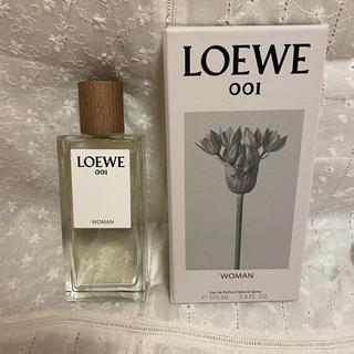ロエベ(LOEWE)のロエベ 001 woman 香水(香水(女性用))