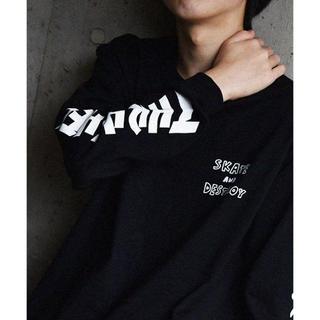 スラッシャー(THRASHER)のTHRASHER×Keith Haring ロンT(Tシャツ/カットソー(七分/長袖))