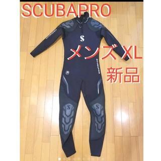 スキューバプロ(SCUBAPRO)の新品 スキューバプロ メンズ ウェットスーツフルスーツダイビングシュノーケリング(マリン/スイミング)