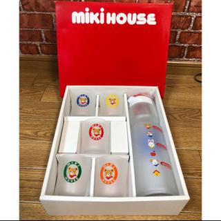 ミキハウス(mikihouse)のmiki house★ピッチャー&コップセット(グラス/カップ)