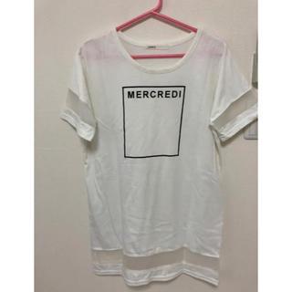 アズノウアズ(AS KNOW AS)のアズノウアズ Tシャツ(Tシャツ(半袖/袖なし))