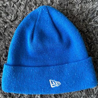 ニューエラー(NEW ERA)のNEWERA ニューエラ ビーニー ニット帽(ニット帽/ビーニー)