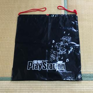 アスキーメディアワークス(アスキー・メディアワークス)の「電撃PlayStation」 ビニール巾着袋(その他)