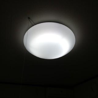 NEC - NEC照明器具 シーリングライト 蛍光灯器具 10年製 紐で操作も出来ます 中古