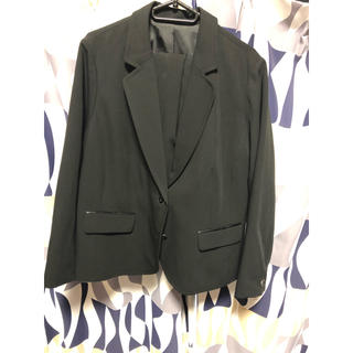 ニッセン(ニッセン)のスカートスーツ(大きいサイズ)26号(スーツ)
