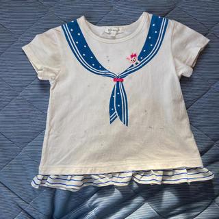 サンカンシオン(3can4on)の3カン4オン Tシャツ 110(Tシャツ/カットソー)